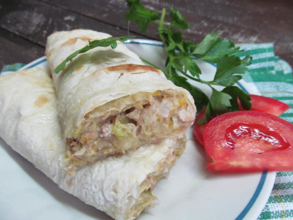 Начинка для армянского лаваша рецепты фото