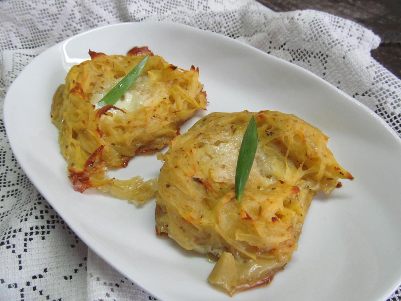Картофельные драники 8